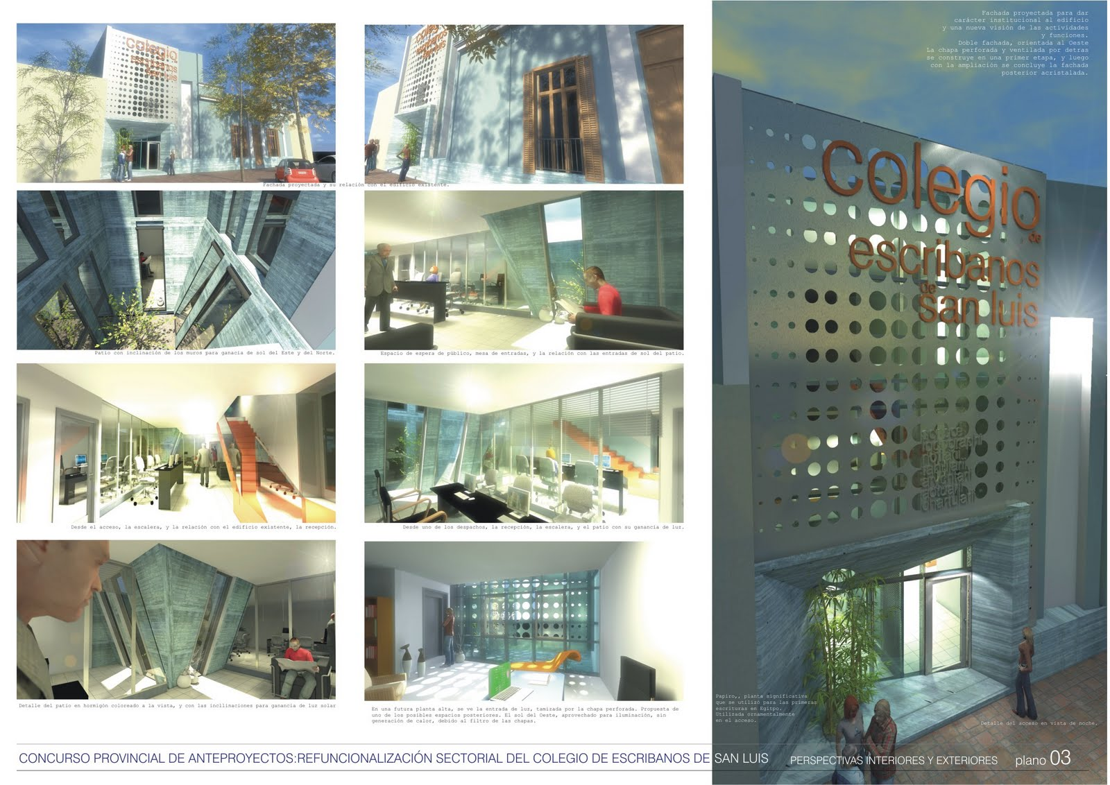 Sinapsis estudio arquitectura en red - Estudios arquitectura murcia ...